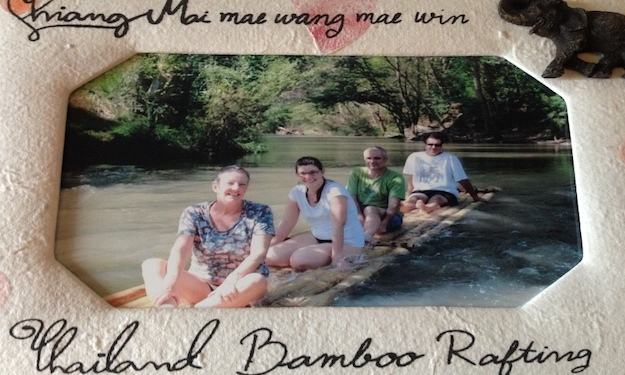 Samadhi on the River (surrender already!)