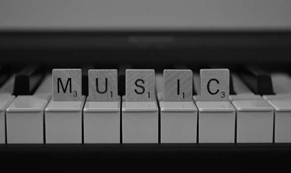 Music Is This Writer's Constant Companion